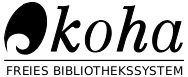 Logo: Koha -- freies Bibliothekssystem